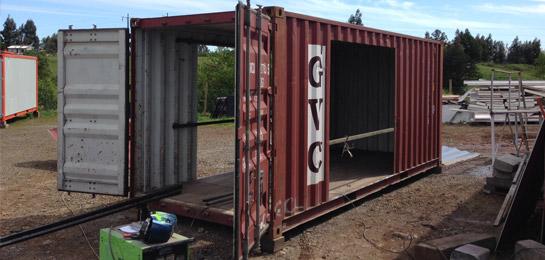 Beebox soluciones modulares construcci n de m dulos y - Precio casa container ...